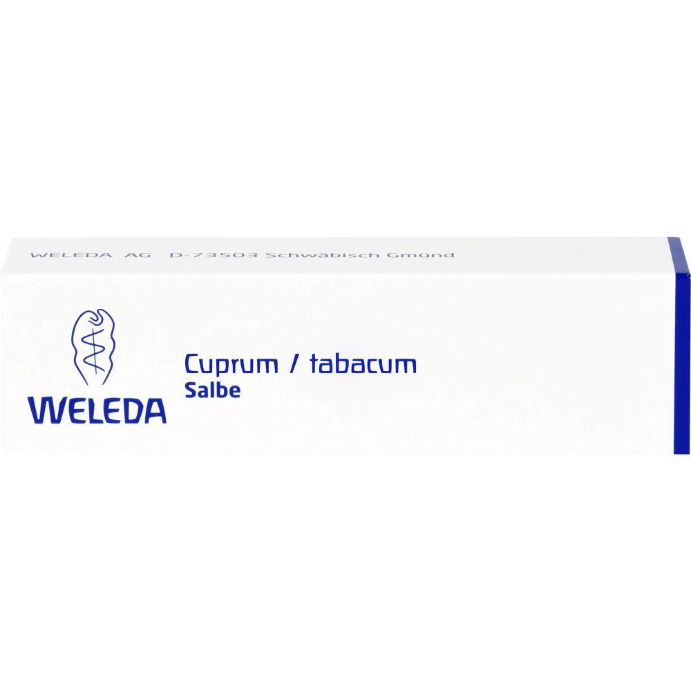 CUPRUM/TABACUM Salbe