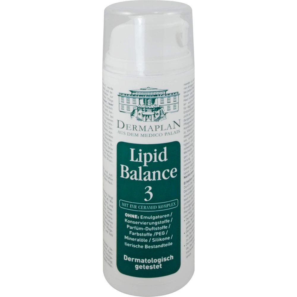 DERMAPLAN Lipid Balance 3 Creme