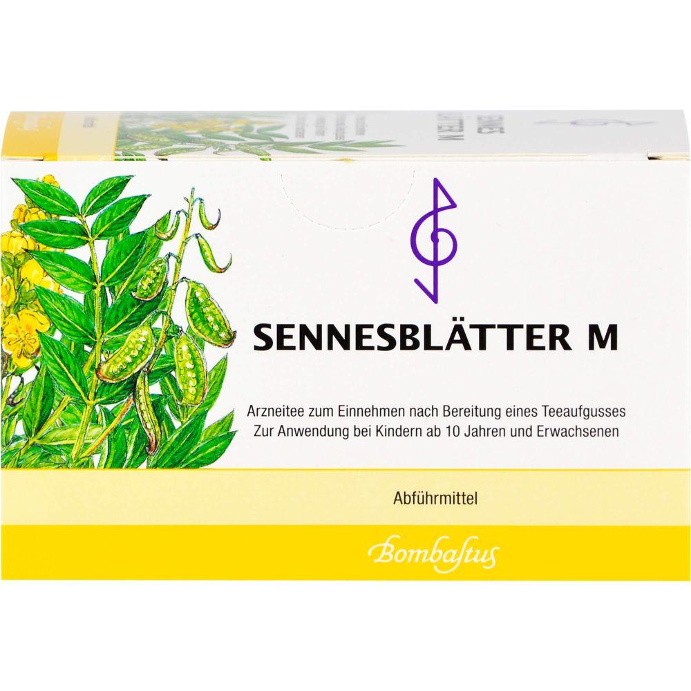 SENNESBLÄTTER M Filterbeutel