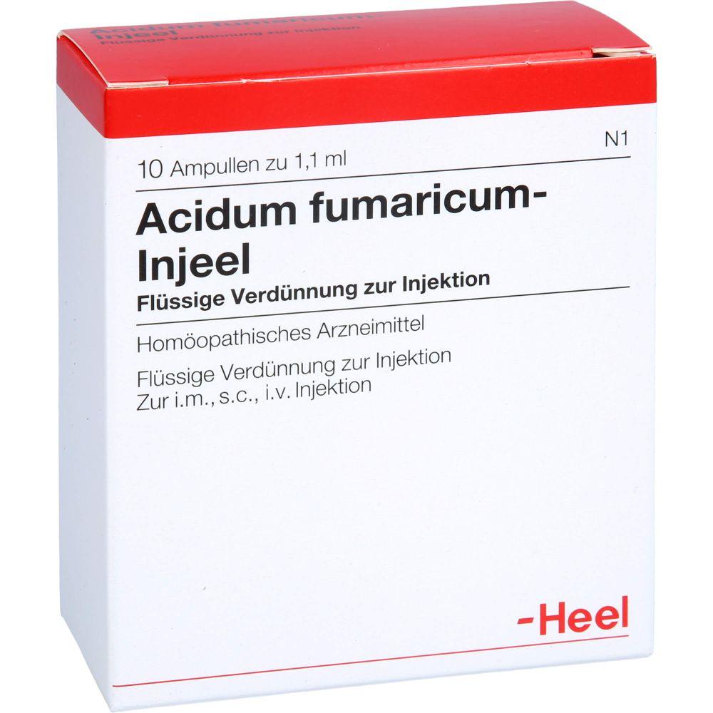 ACIDUM FUMARICUM INJEEL Ampullen