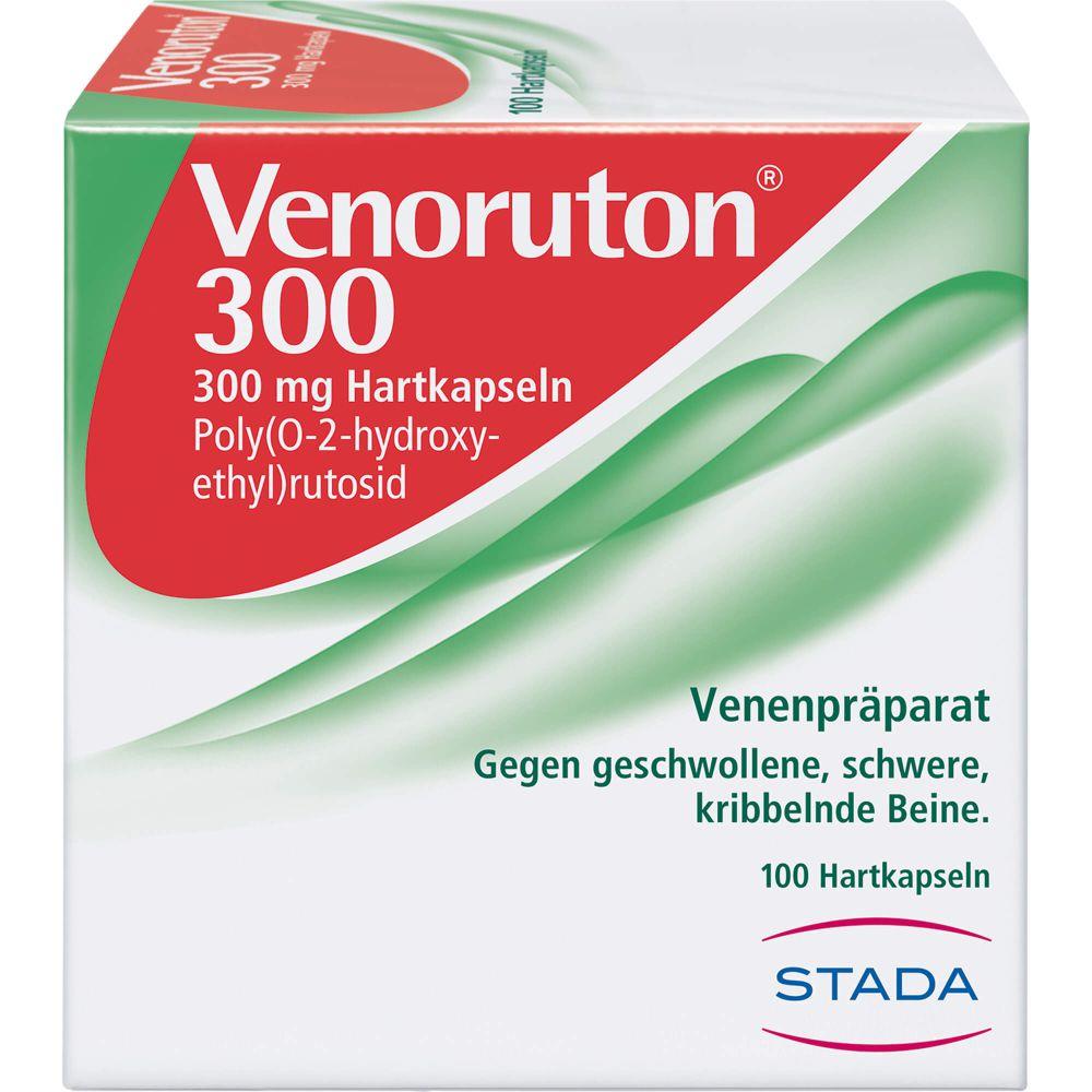 VENORUTON 300 Hartkapseln