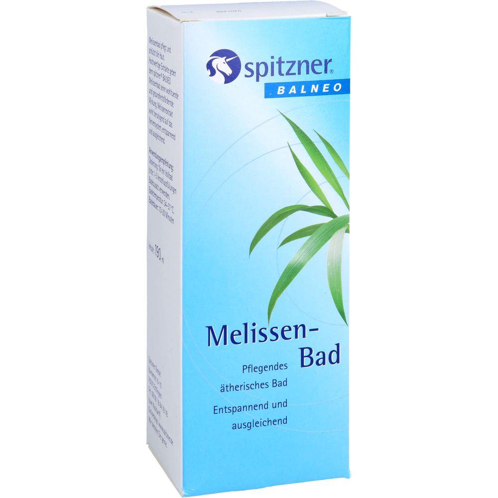 SPITZNER Balneo Melisse Ölbad