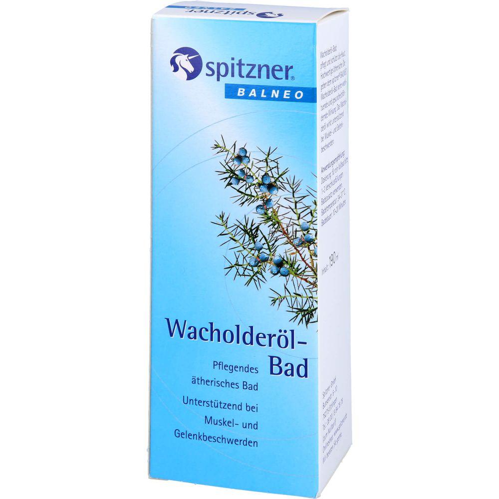 SPITZNER Balneo Wacholder Ölbad