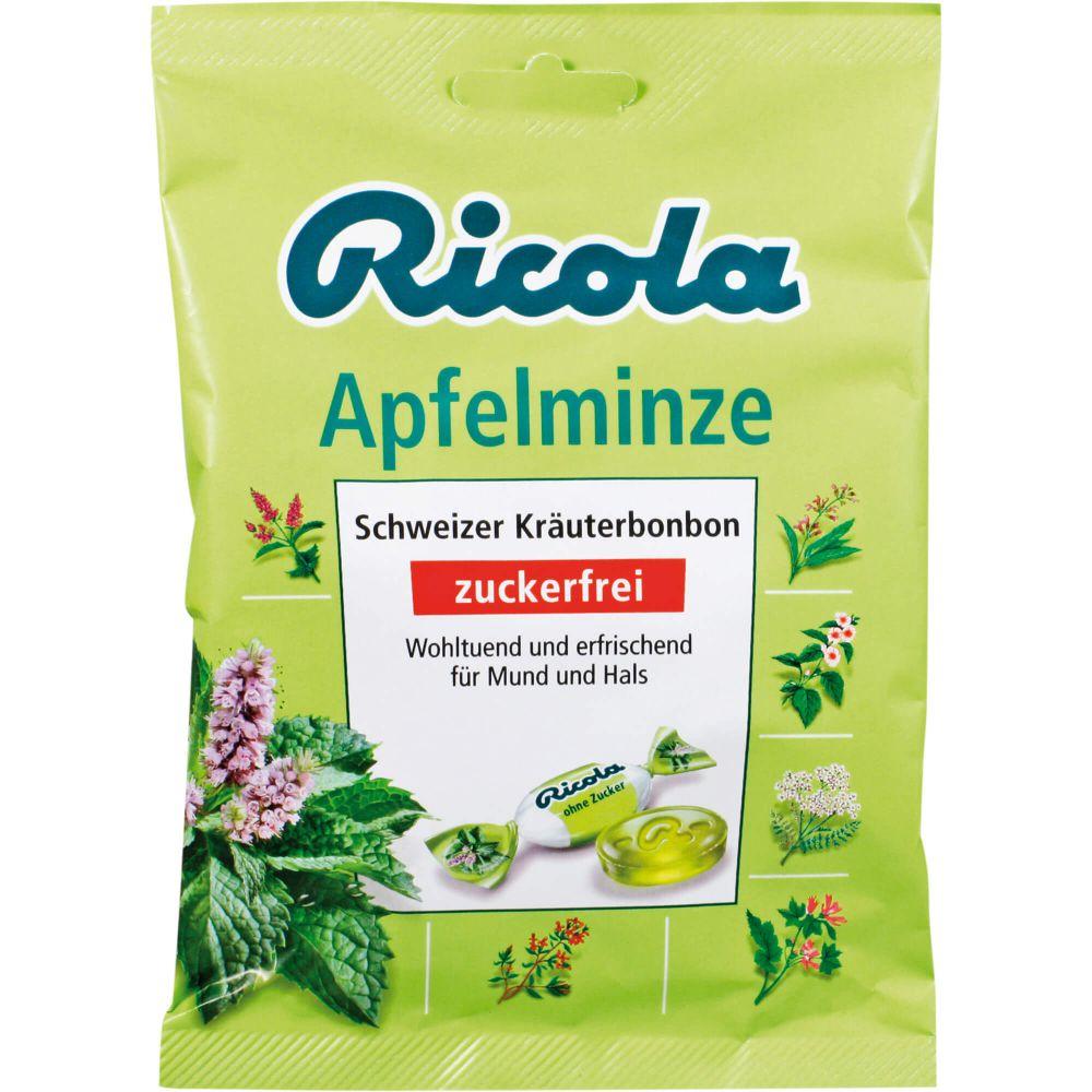RICOLA o.Z.Beutel Apfelminze Bonbons