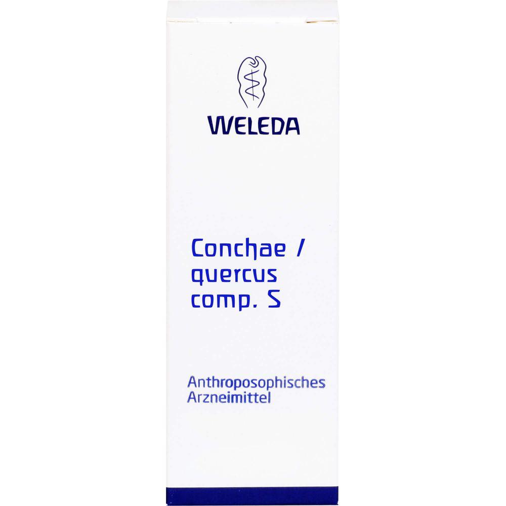 CONCHAE/QUERCUS comp.S Trituration