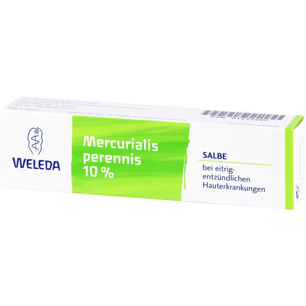 MERCURIALIS PERENNIS 10% Salbe