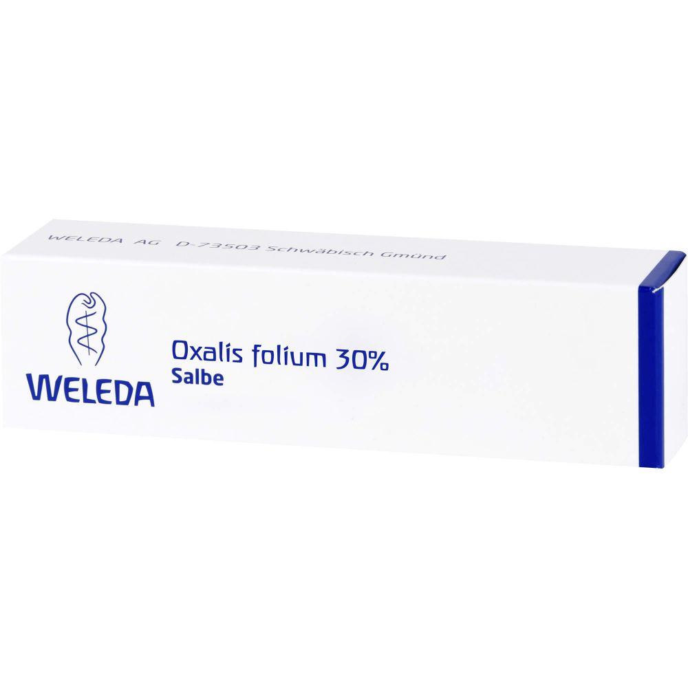 OXALIS FOLIUM 30% Salbe