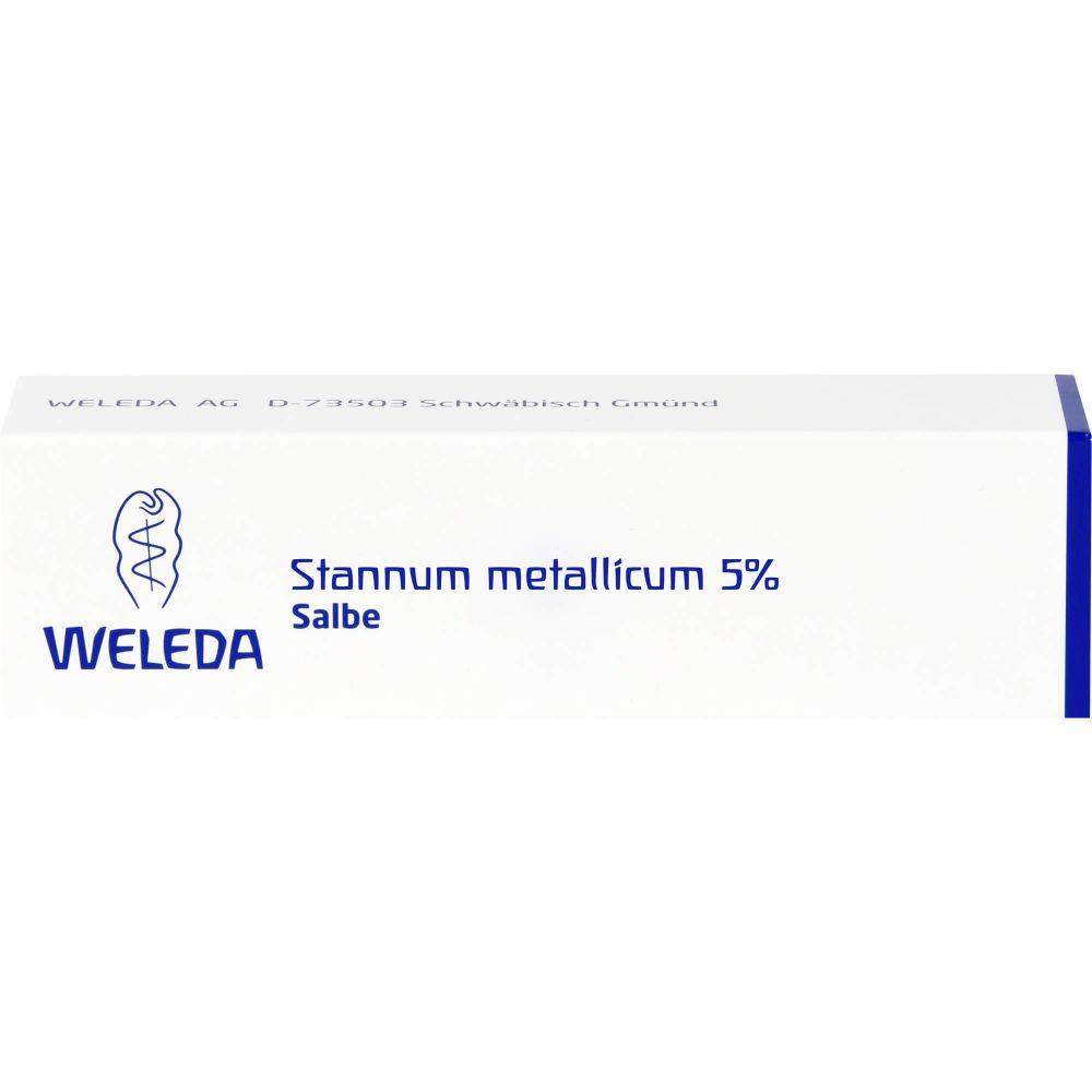 STANNUM METALLICUM SALBE 5%