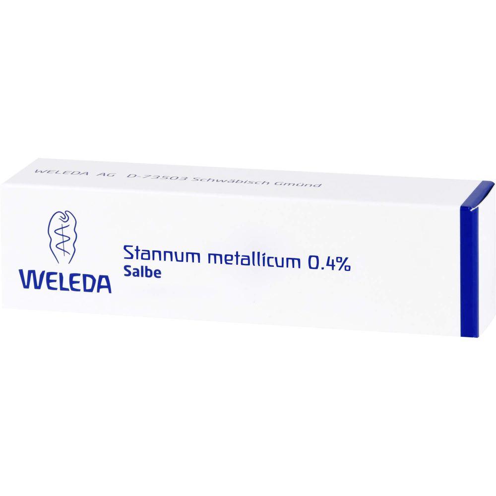 STANNUM METALLICUM SALBE 0,4%