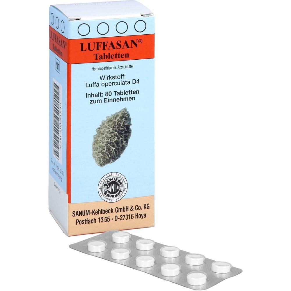 LUFFASAN Tabletten