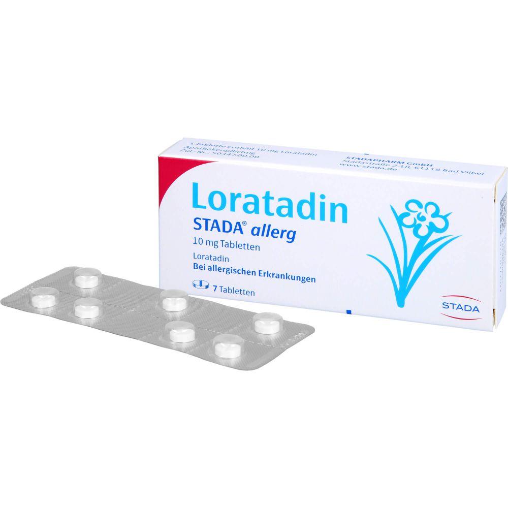 LORATADIN STADA 10 mg Allerg Tabletten