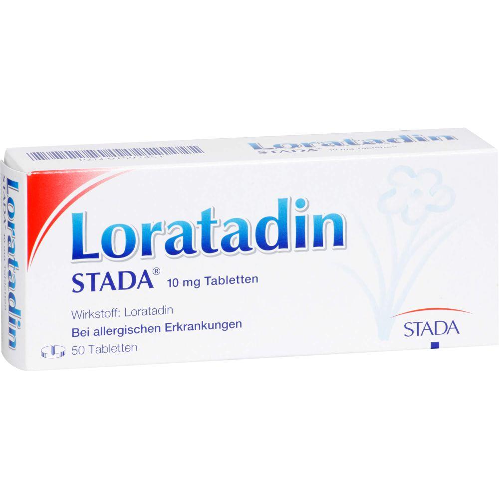 LORATADIN STADA 10 mg Tabletten
