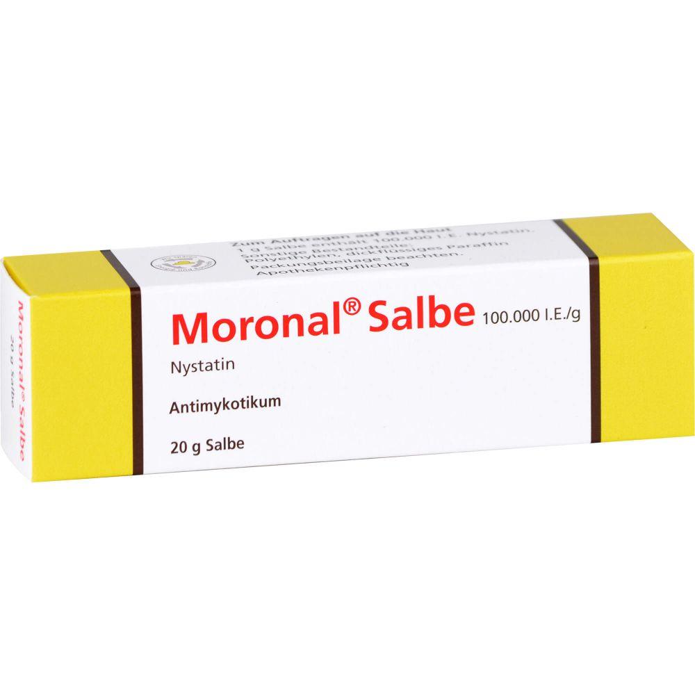 MORONAL Salbe