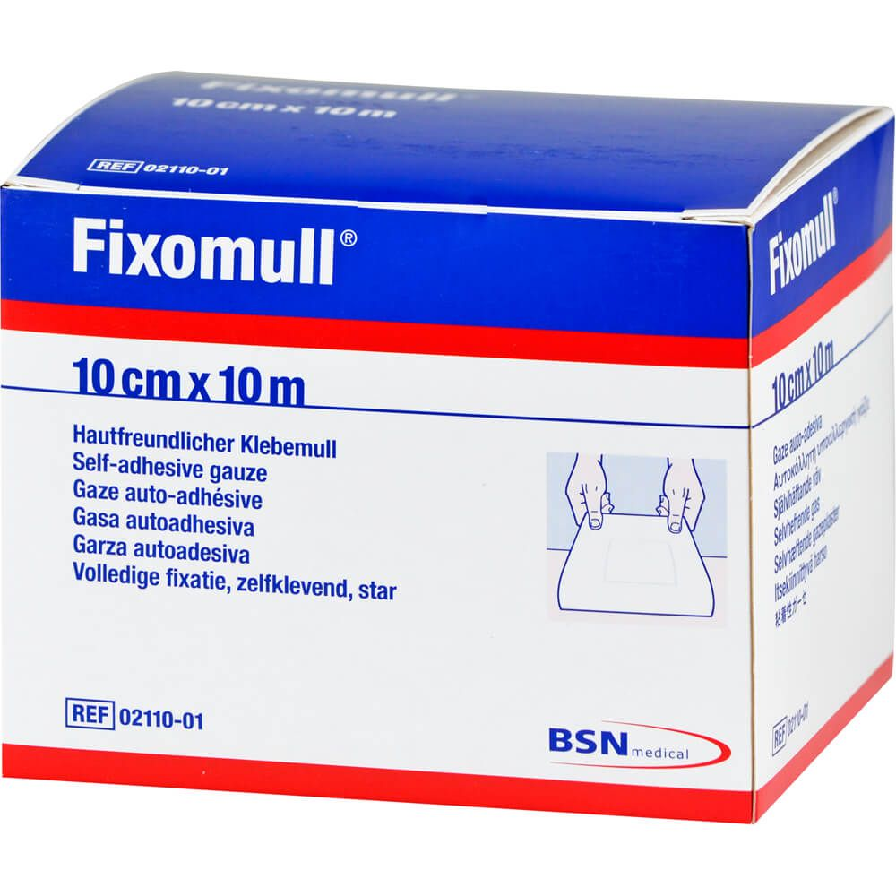 FIXOMULL Klebemull 10 cmx10 m