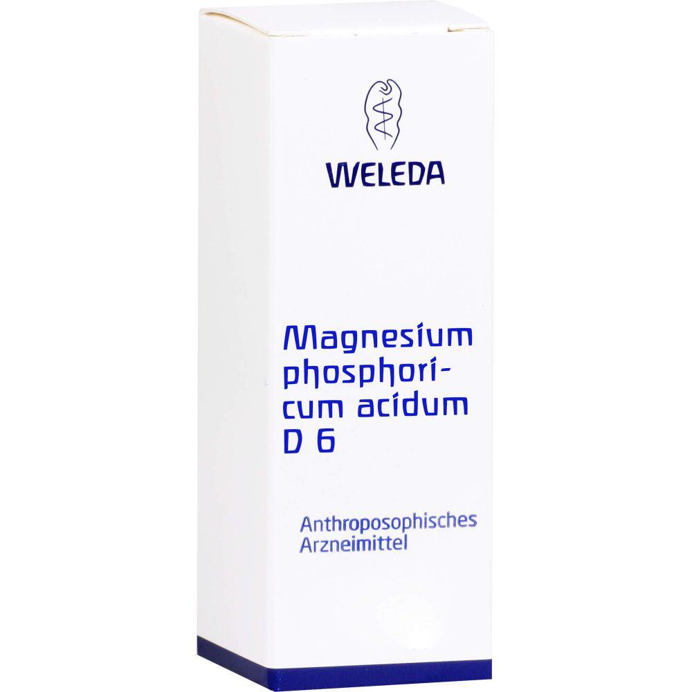 MAGNESIUM PHOSPHORICUM ACIDUM D 6 Dilution