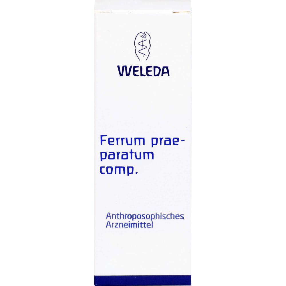 FERRUM PRAEPARATUM comp.Mischung
