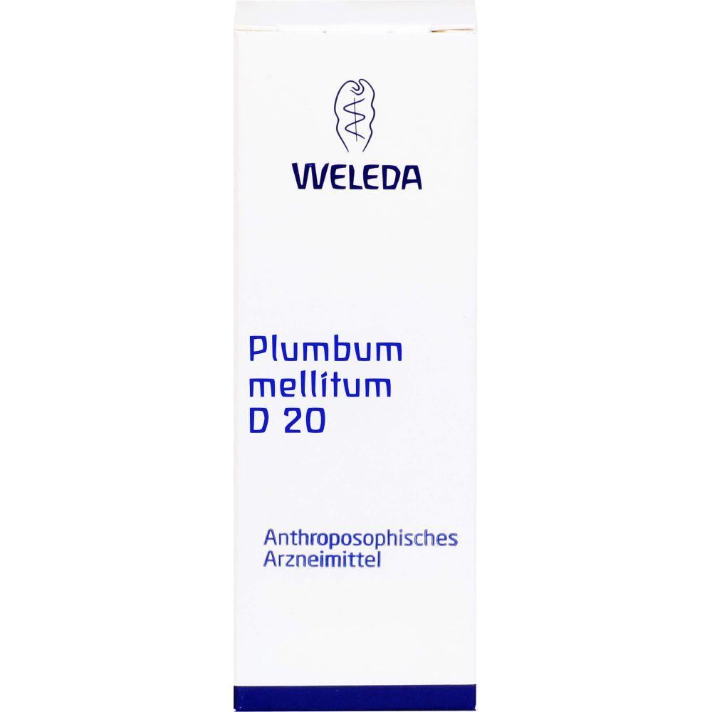 PLUMBUM MELLITUM D 20 Trituration