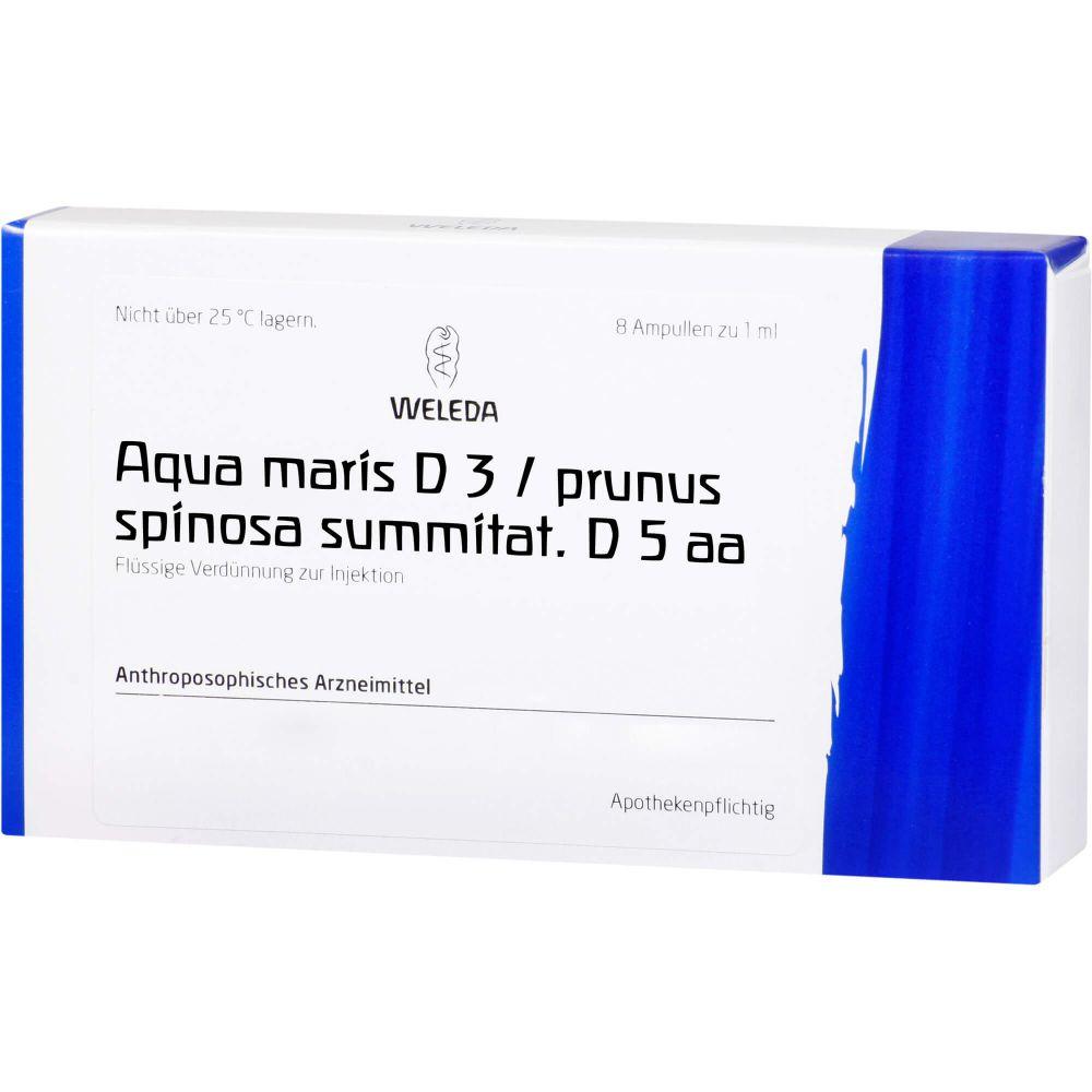 AQUA MARIS D 3/Prunus spinosa Summitat.D 5 aa Amp.