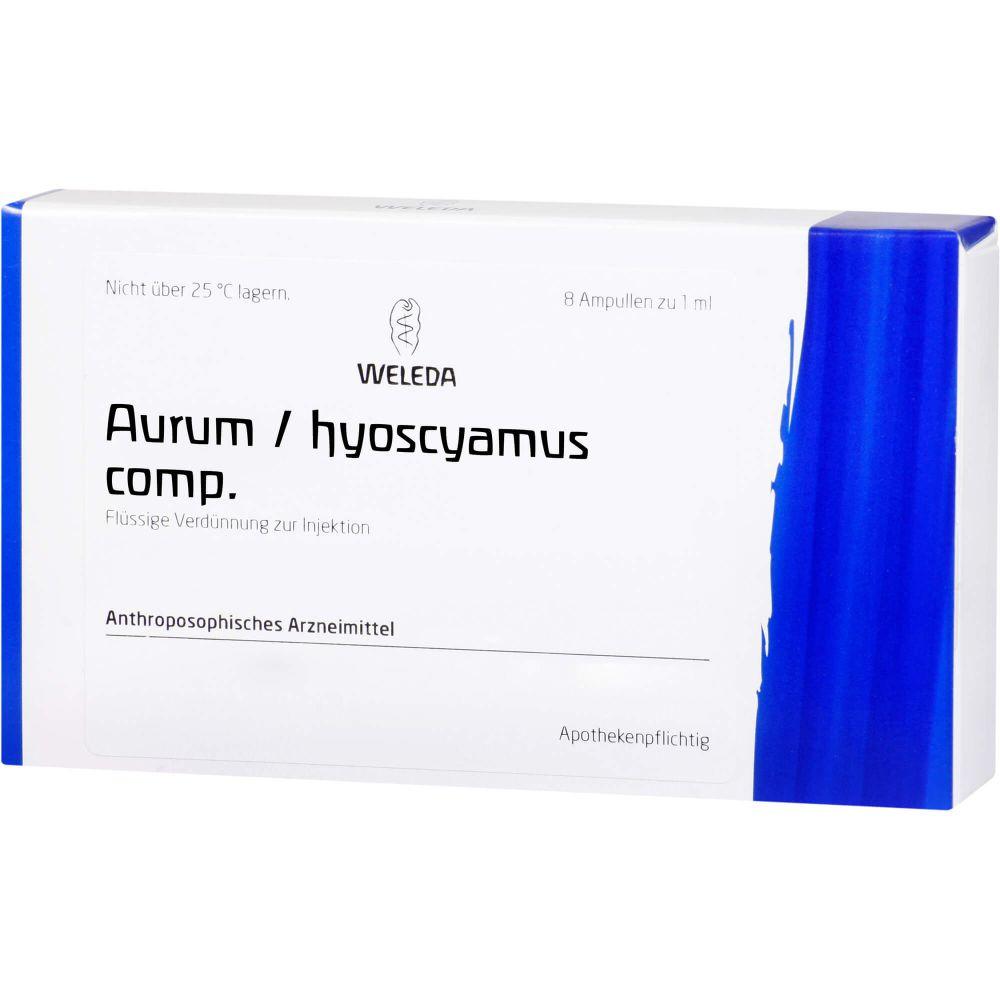 AURUM/HYOSCYAMUS comp.Ampullen
