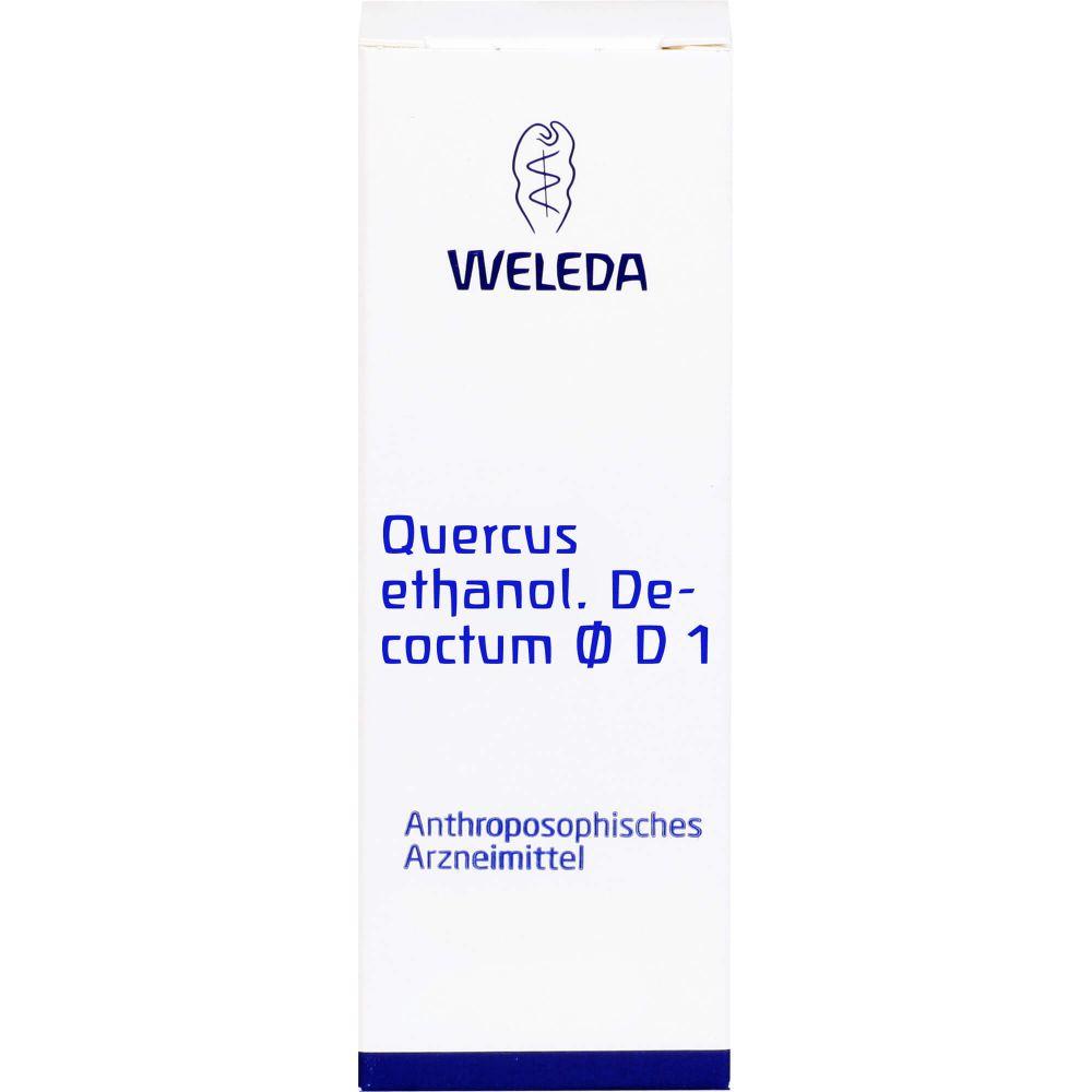 QUERCUS ETHANOL.Decoctum Urtinktur D 1