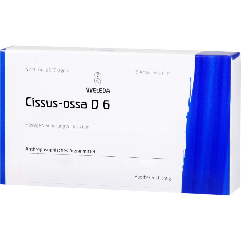 CISSUS-OSSA D 6 Ampullen