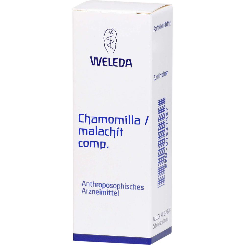 CHAMOMILLA/MALACHIT comp.Mischung