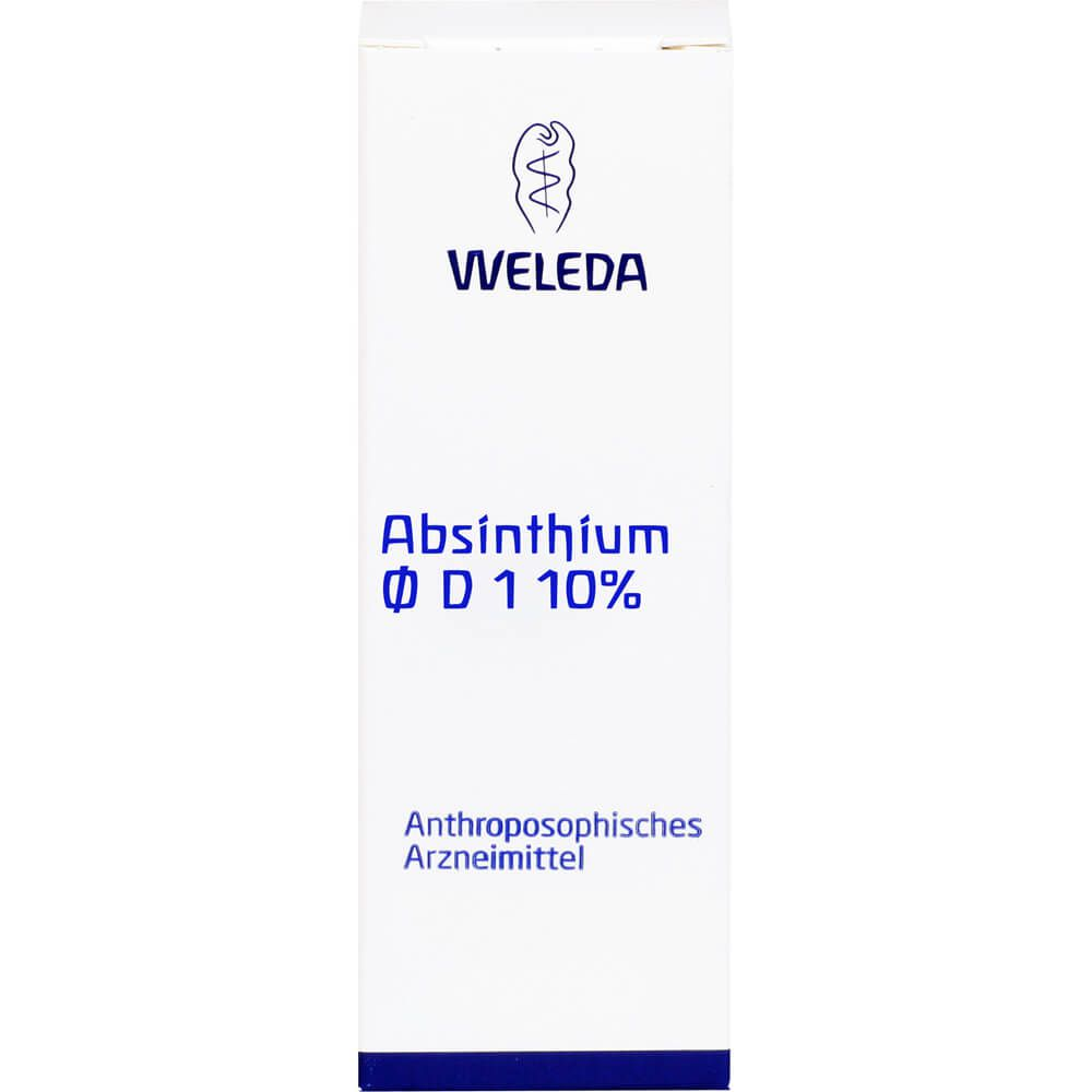 ABSINTHIUM Urtinktur D 1 10%