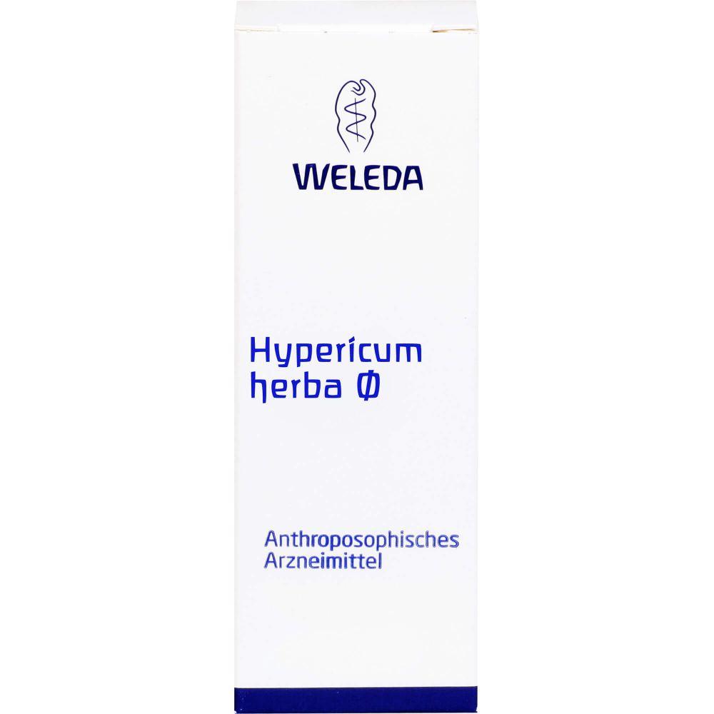 HYPERICUM HERBA Urtinktur