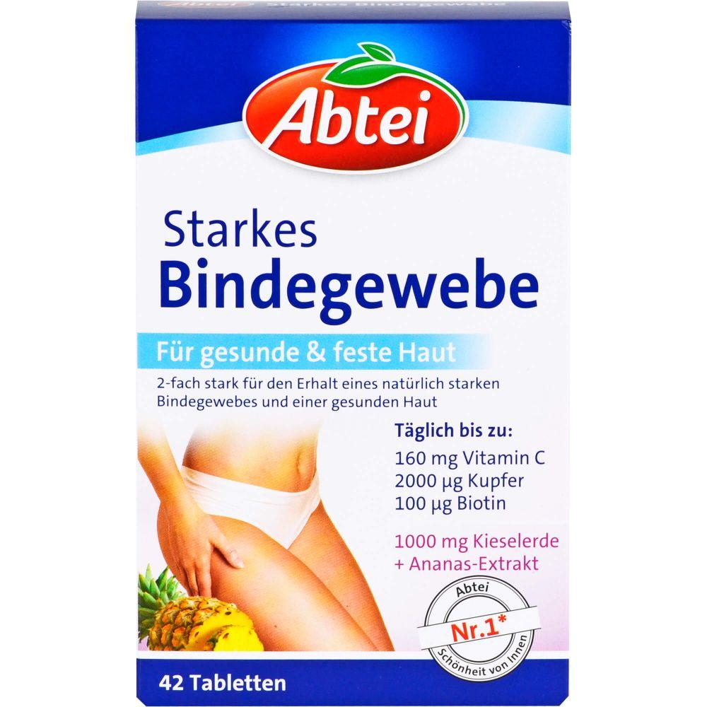 ABTEI Starkes Bindegewebe Tabletten