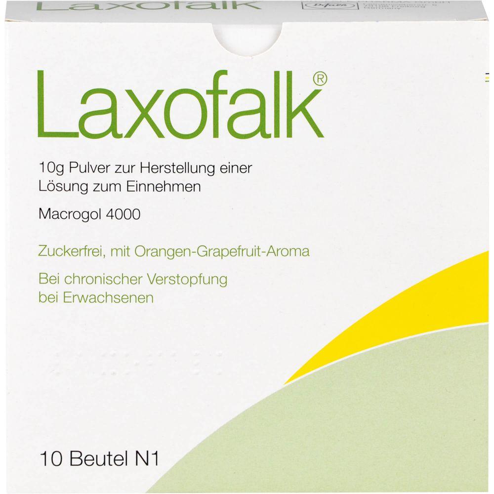 LAXOFALK 10 g Plv.z.Herst.e.Lsg.z.Einnehmen Beutel
