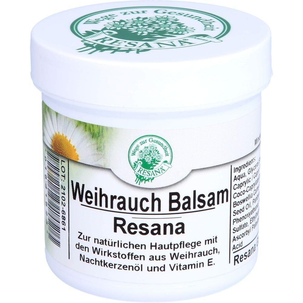 WEIHRAUCH BALSAM Resana