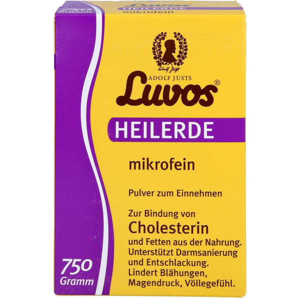 LUVOS Heilerde mikrofein Pulver zum Einnehmen