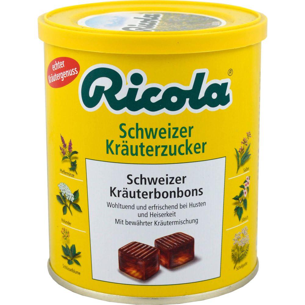 RICOLA m.Z.Dose Kräuter Bonbons