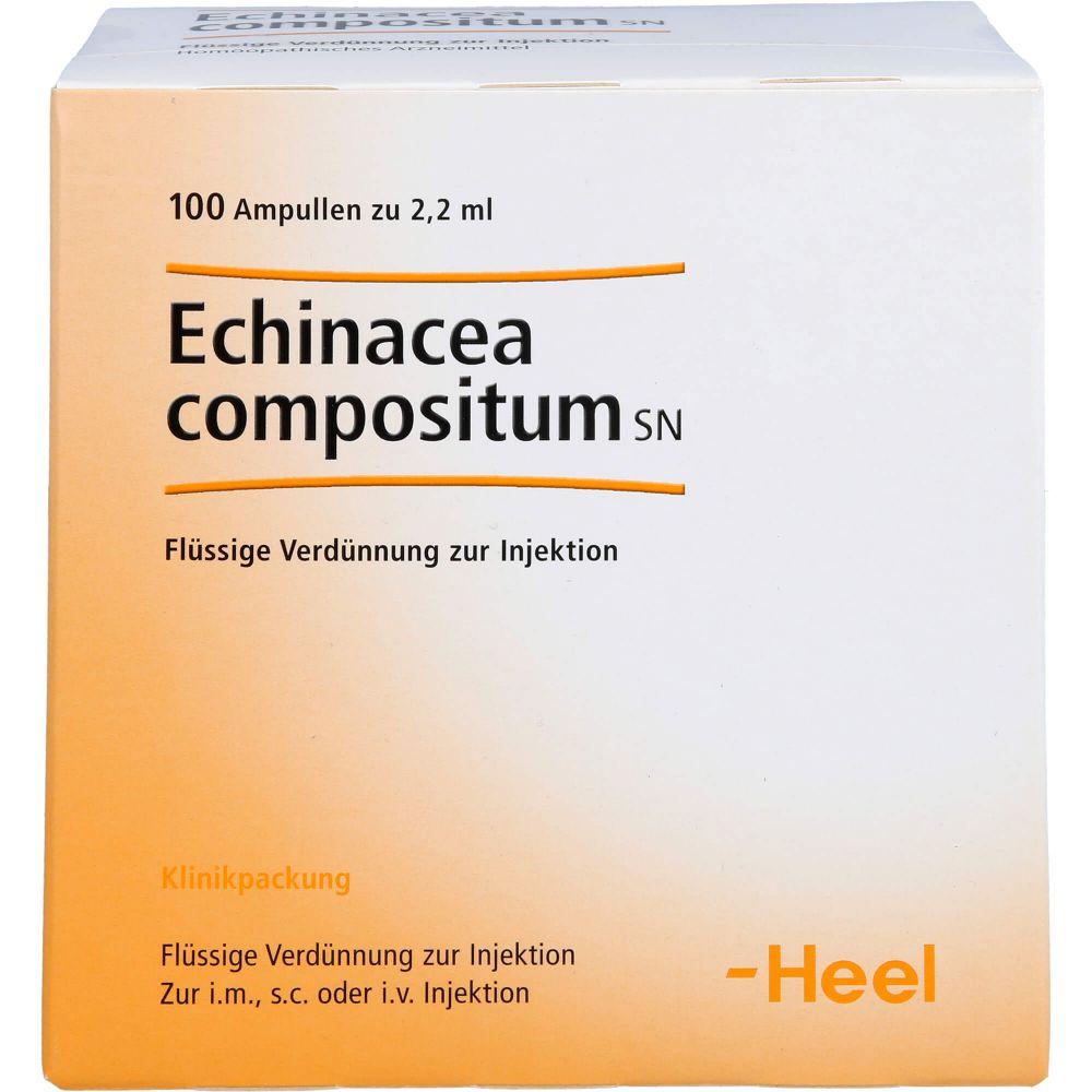 ECHINACEA COMPOSITUM SN Ampullen