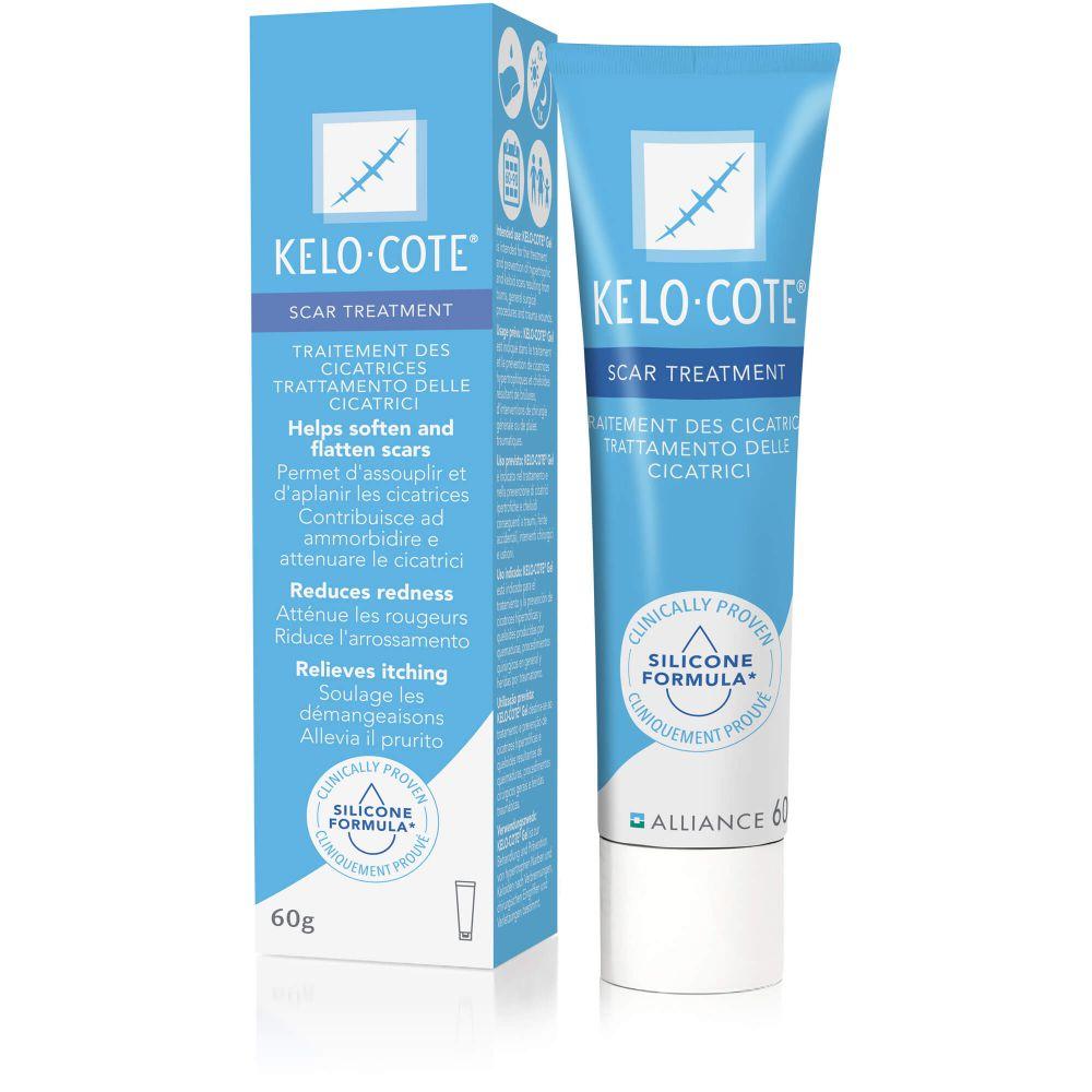 KELO-cote Silikon Gel zur Behandlung von Narben