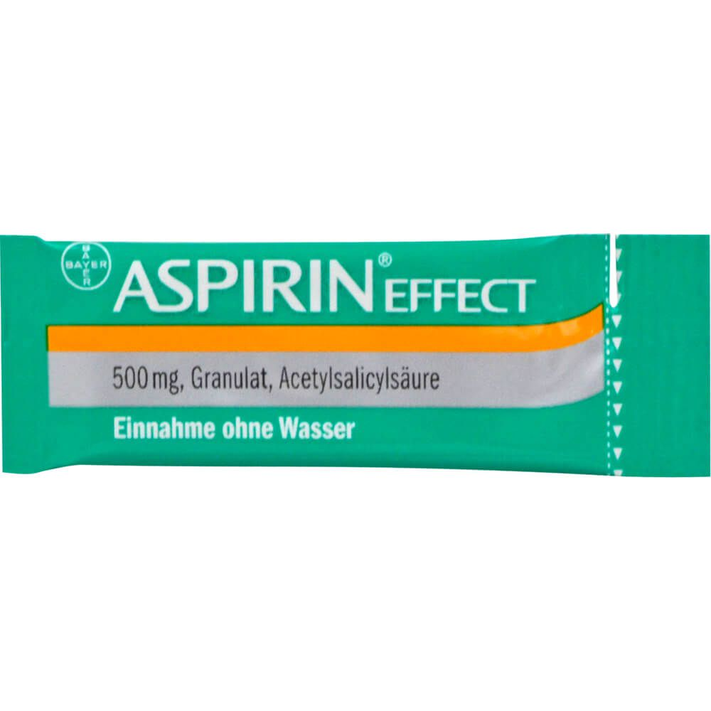 ASPIRIN Effect Granulat