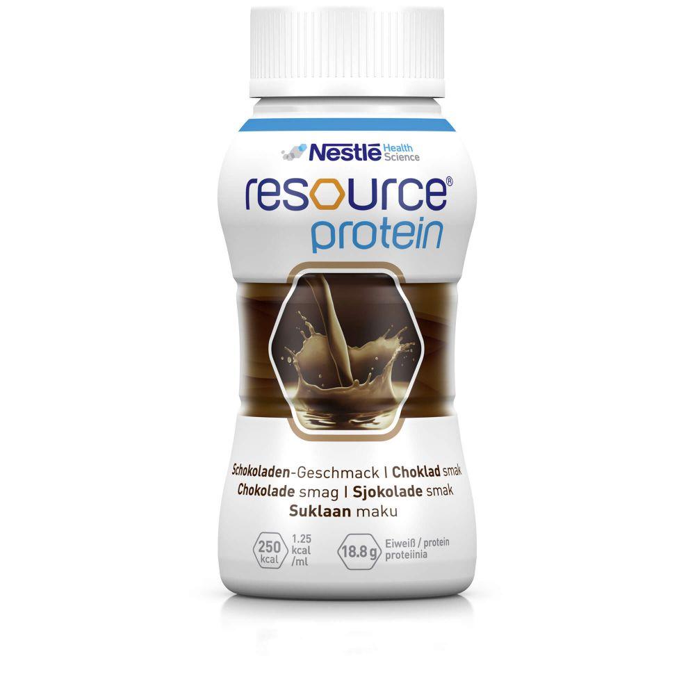RESOURCE Protein Schokolade neue Rezeptur flüss.