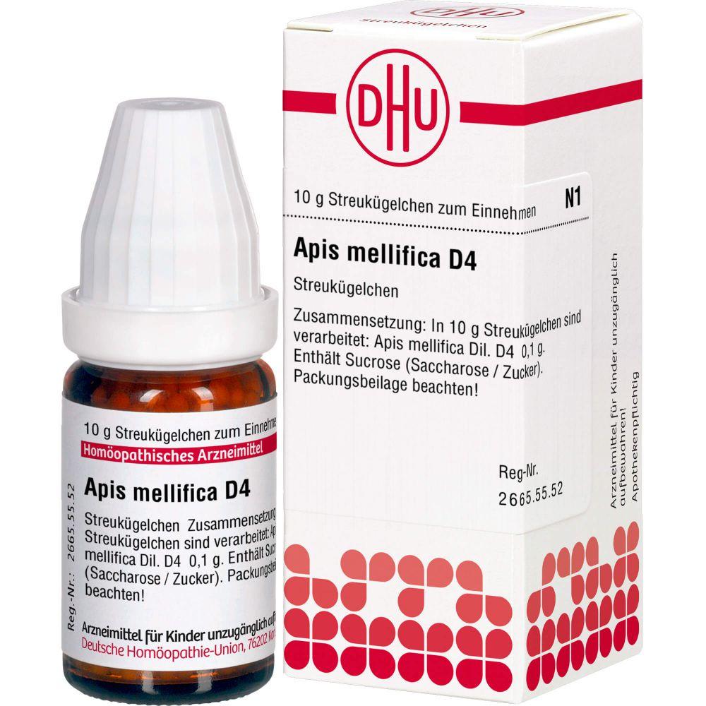 APIS MELLIFICA D 4 Globuli