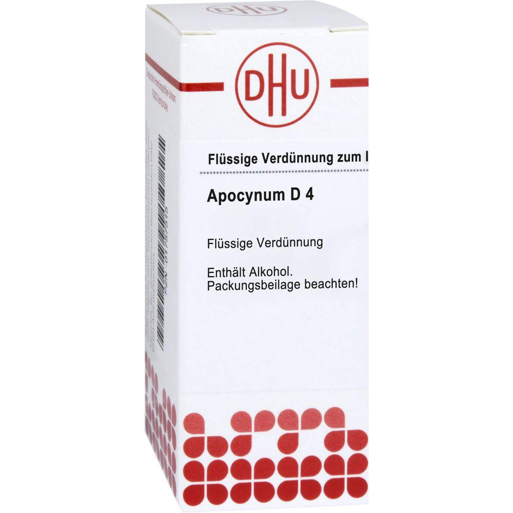 APOCYNUM D 4 Dilution