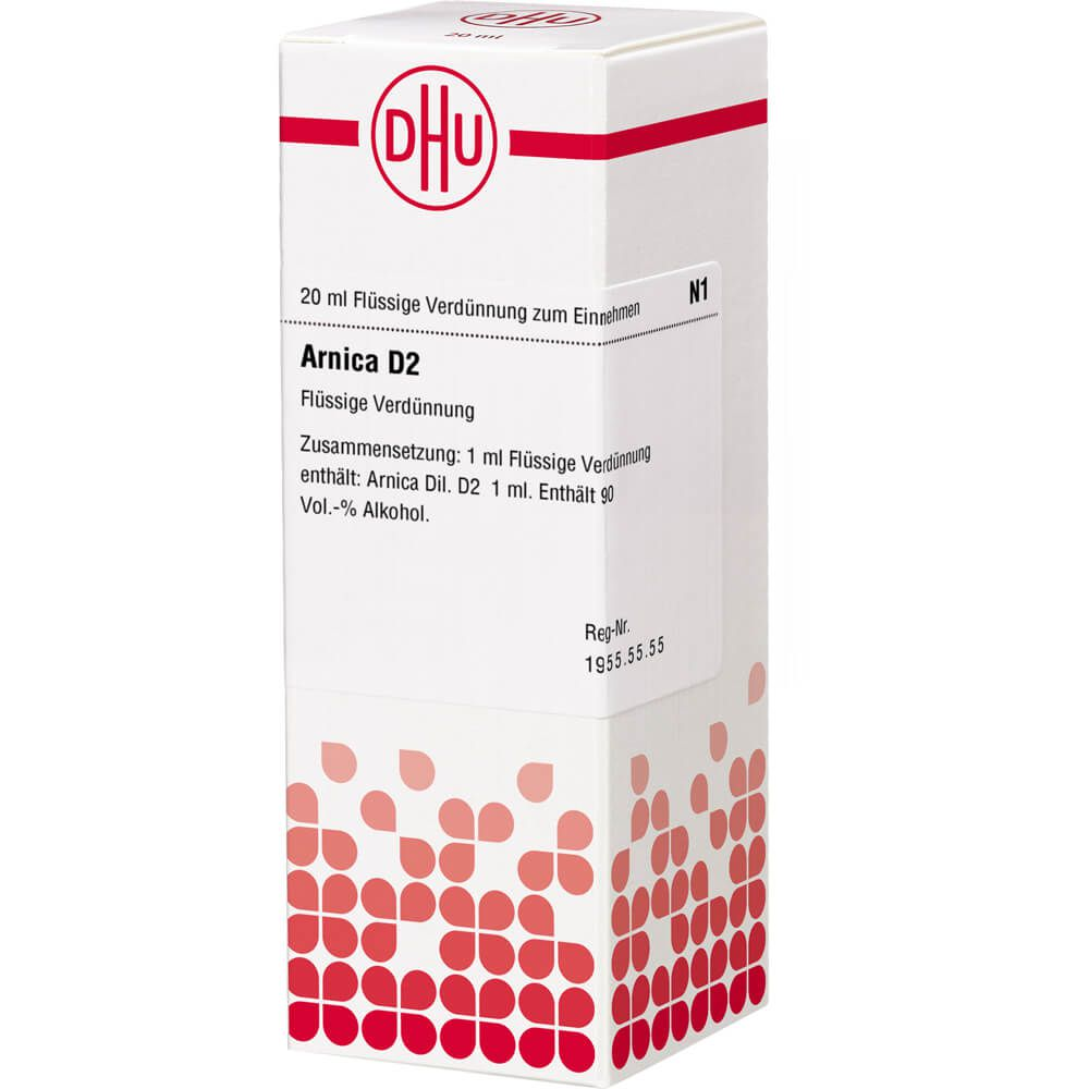 ARNICA D 2 Dilution