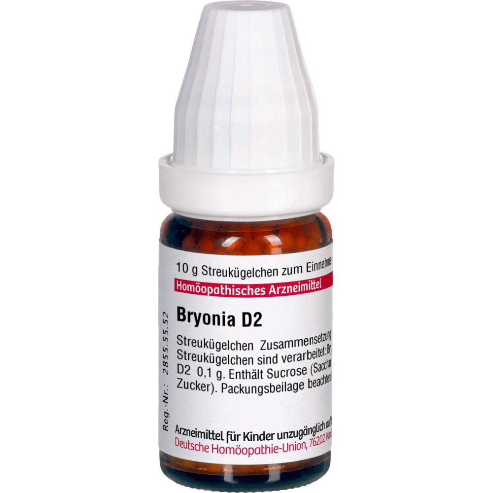 BRYONIA D 2 Globuli