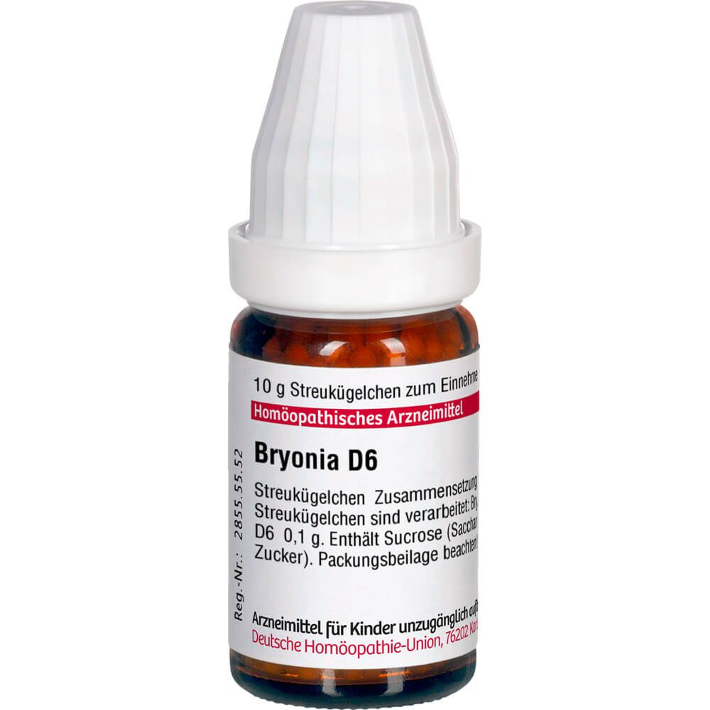 BRYONIA D 6 Globuli