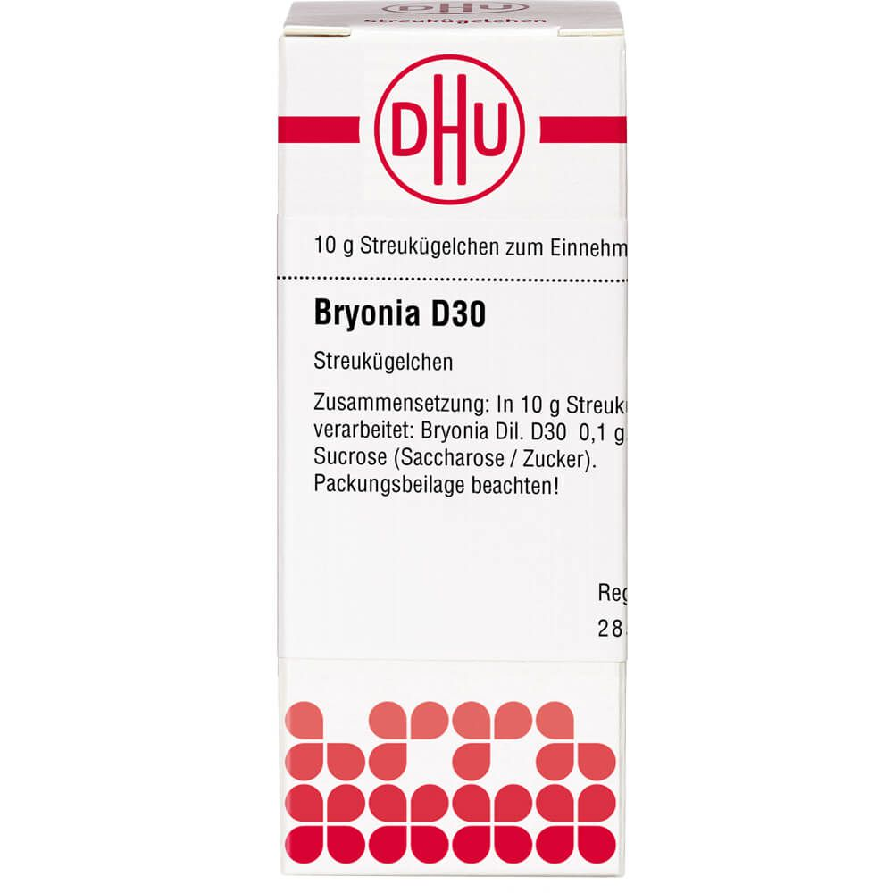 BRYONIA D 30 Globuli