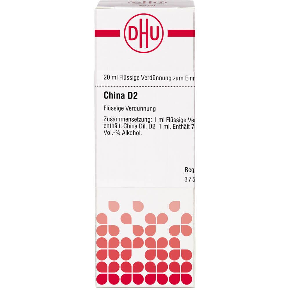 CHINA D 2 Dilution