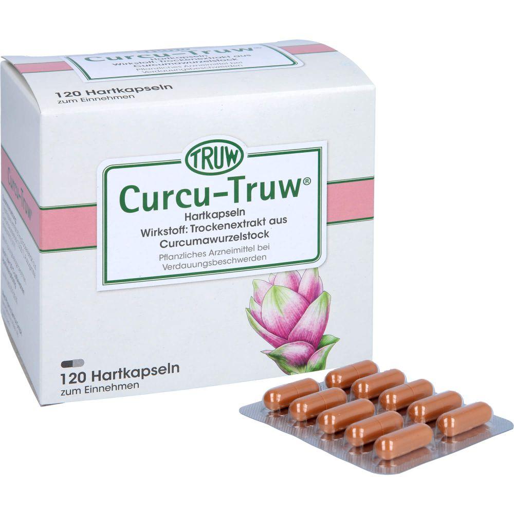CURCU TRUW Hartkapseln