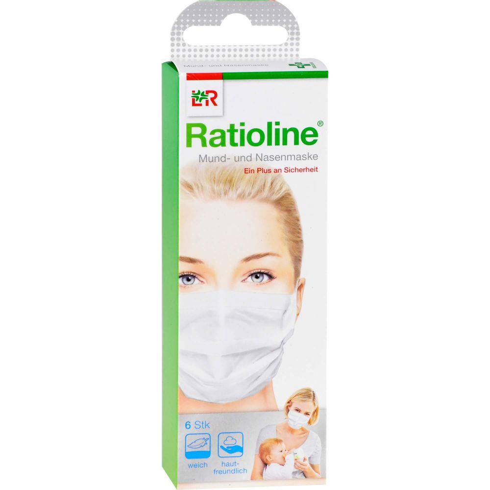 RATIOLINE bambino Mund- und Nasenmaske
