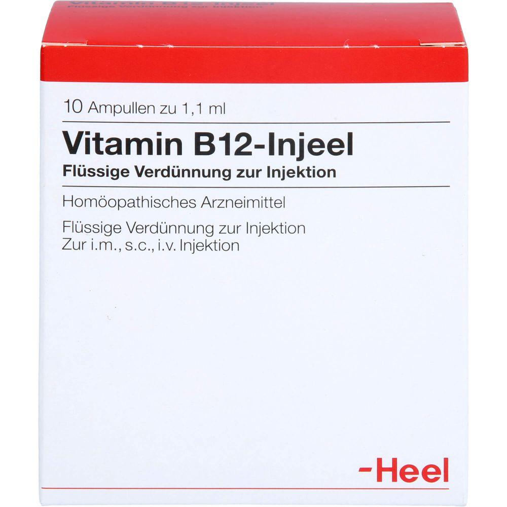VITAMIN B12 INJEEL Ampullen