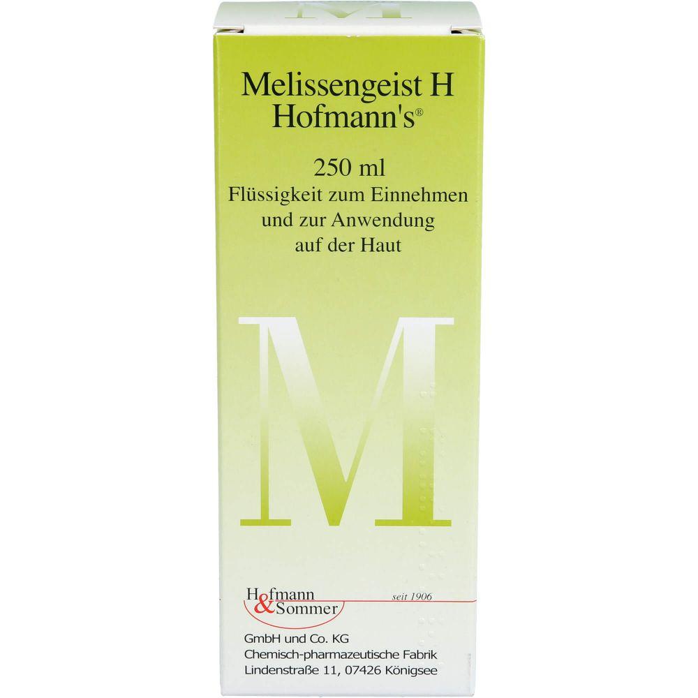 MELISSENGEIST H Hofmann's Tropfen