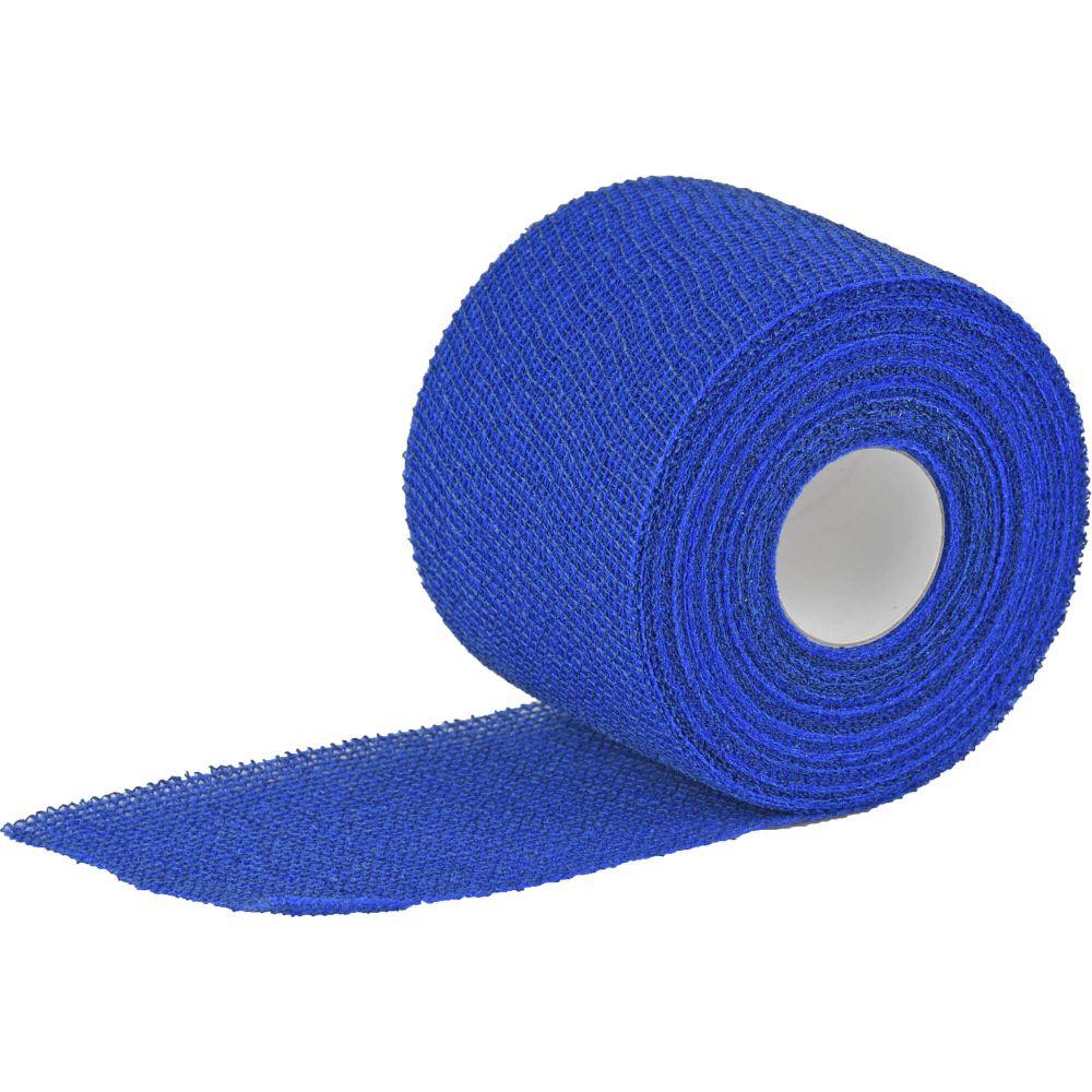 URGOMULL haft color latexfrei 8 cmx20 m blau