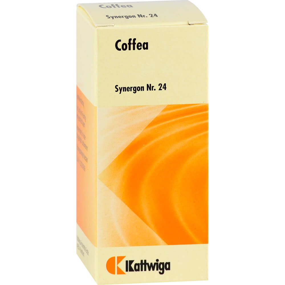 SYNERGON KOMPLEX 24 Coffea Tropfen